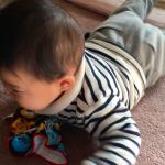 赤ちゃん、うつ伏せにさせてますか?
